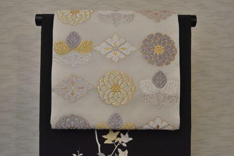 古典柄の袋帯