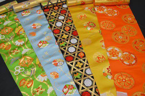 子供用の袋帯