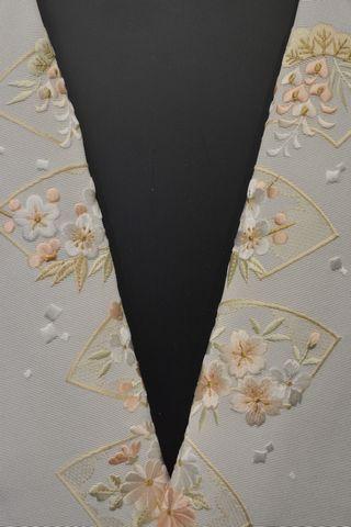 正絹刺繍半衿