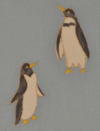 ペンギンの柄