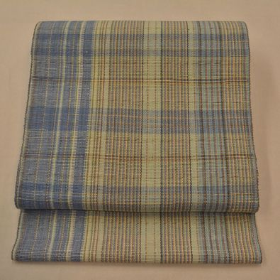 越前紙布八寸帯
