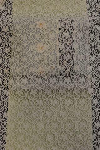 撫松庵のレースの長羽織