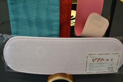 リーズナブル浴衣帯・伊達締め・帯板