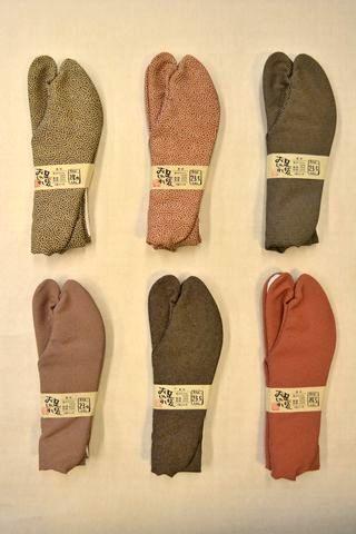 江戸小紋足袋