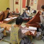 災害に役立つ風呂敷の使い方教室