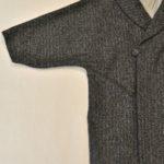 97㎝丈の防寒コート