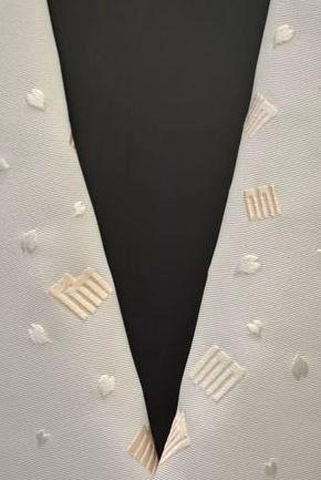 フォーマル用の刺繍半衿