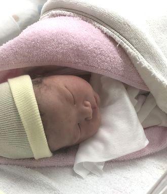 長女に3人目の子供が誕生した日