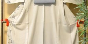撫松庵のプレタ着物