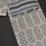 白地の浴衣