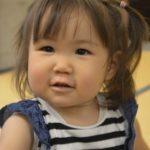 孫の凜1歳