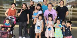 家族の休暇/和倉温泉海望にて