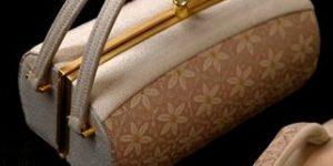 フォーマル用の草履とバッグ