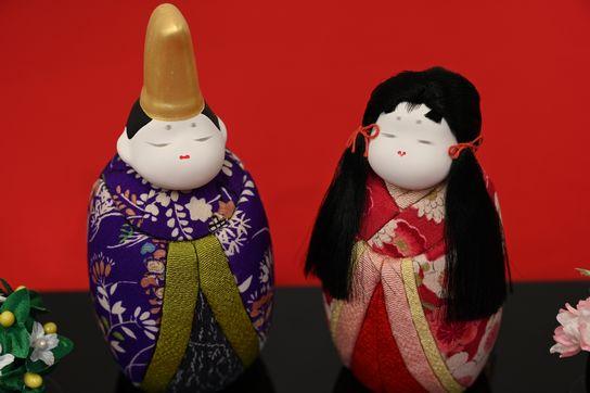 木目込み雛人形/ひまり雛