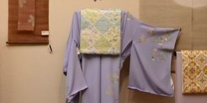 お母さんの入学式の装い