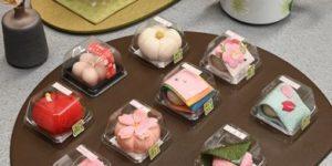 春を楽しむ和菓子